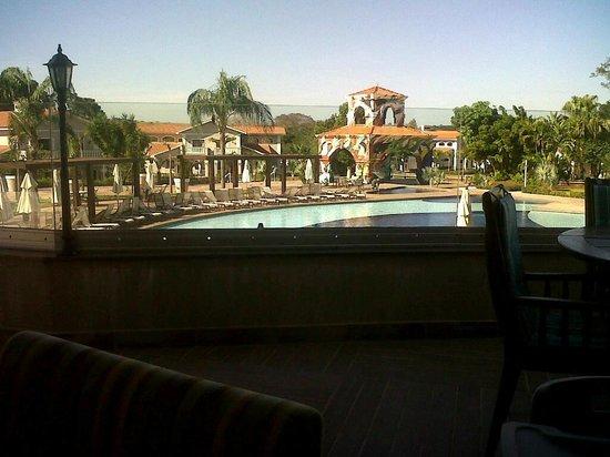 Wish Resort Foz do Iguaçu: piscina principal