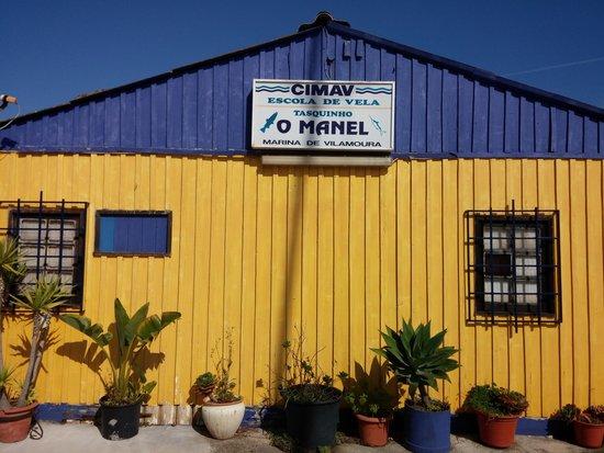 O Tasquinho Do Manel: A modesta entrada esconde um grande restaurante