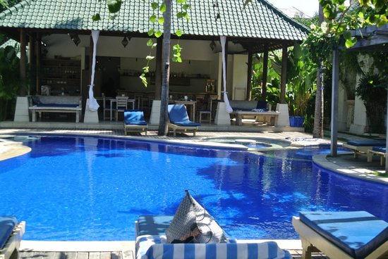 Artemis Villa and Hotel: Piscine