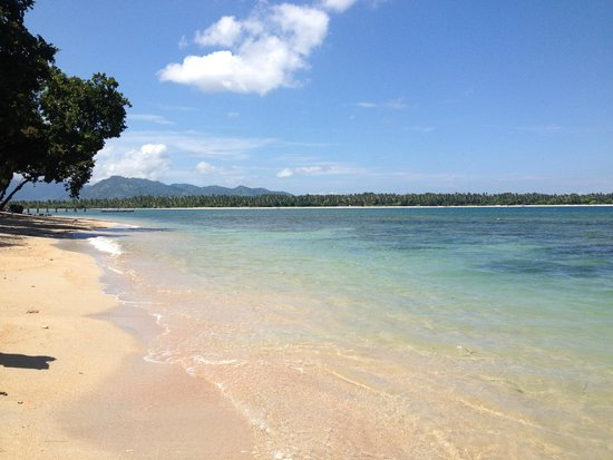 The Oberoi, Lombok: Private beach