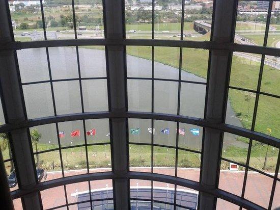 Pullman SP Guarulhos Airport: Vista da fachada
