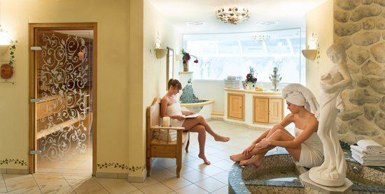 Hotel Wiesnerhof: Wellness