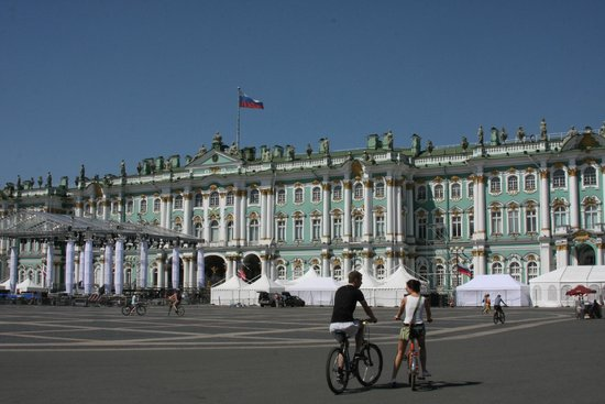 UlkoTours -Day Tours: St Petersburg Russia