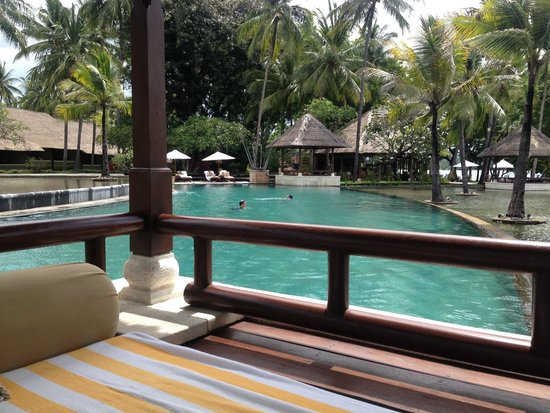 The Oberoi, Lombok: Pool