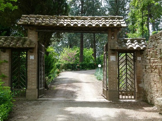 Cancello di ingresso - Cancello porta ingresso ...