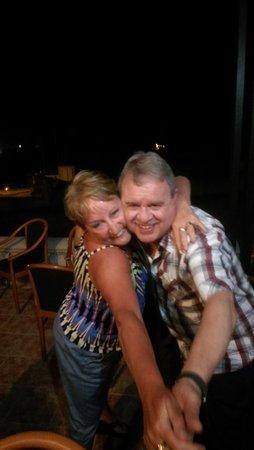 Rodos Star Hotel: sober scots hit dancefloor?