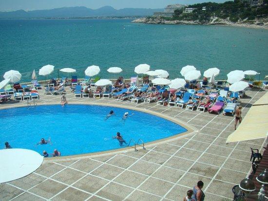 Best Negresco: piscine vue mer