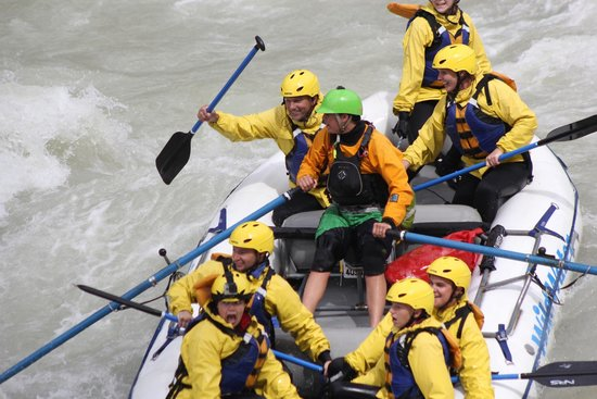 Wild Water Adventures: Rafting