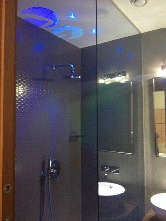Hotel Cimarosa: cromoterapia !
