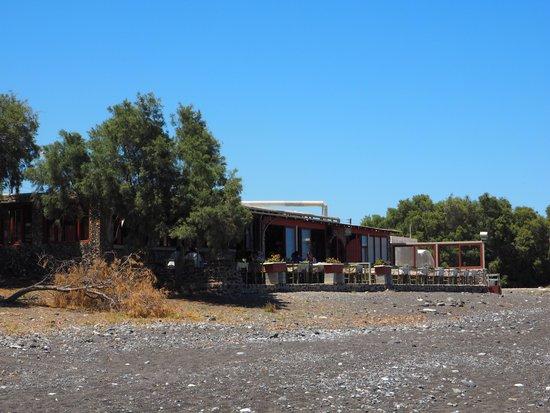 Galini Restaurant - Fish Tavern: Außenansicht