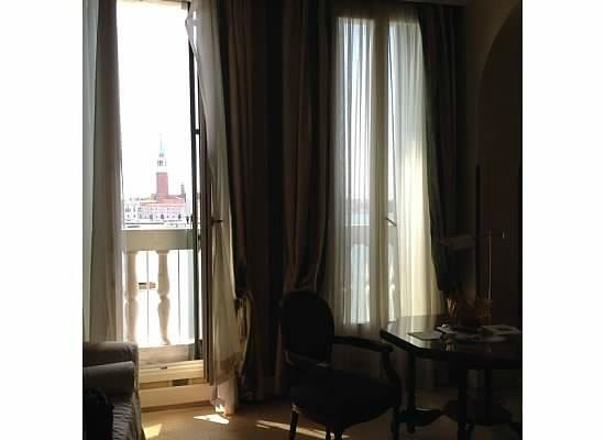 Hotel Londra Palace : Loved the view