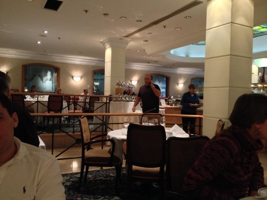 The Westin Zagreb: Restaurante