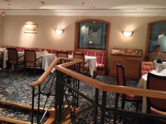 The Westin Zagreb: Restaurante de novo