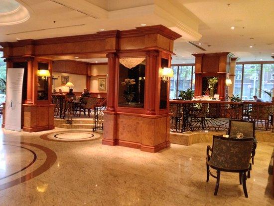The Westin Zagreb: Lobby de novo