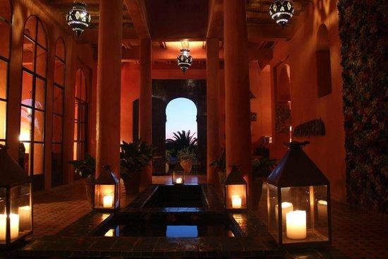Le Jardin des Douars : Hotel lobby