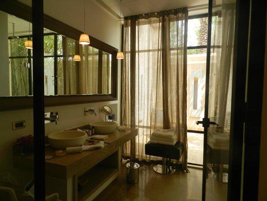 Palais Namaskar : La salle de bains