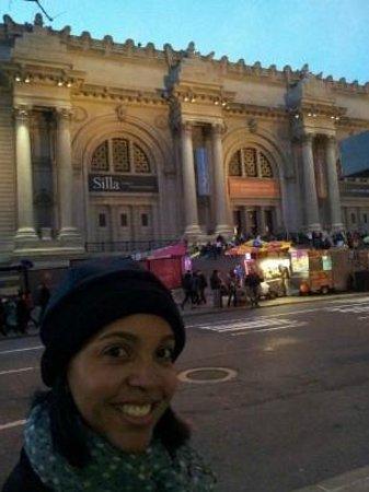 The Metropolitan Museum of Art: Só a fachada já encanta