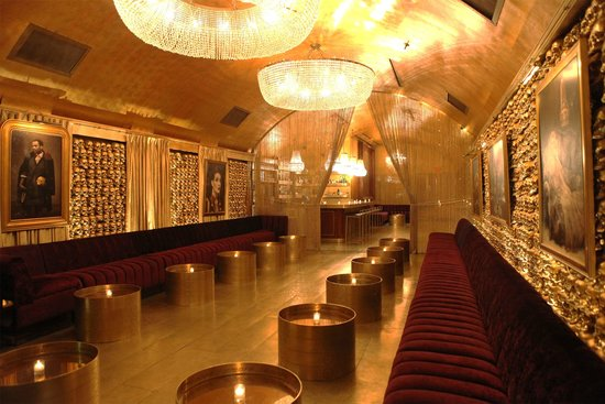 Chandelier - Picture of Goldbar, New York City - TripAdvisor