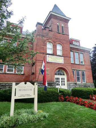 Norwich, NY: Visit the CCHS Museum! Open Mon-Sat 9am-4pm