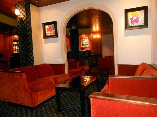 Hotel Bristol : Lounge Area