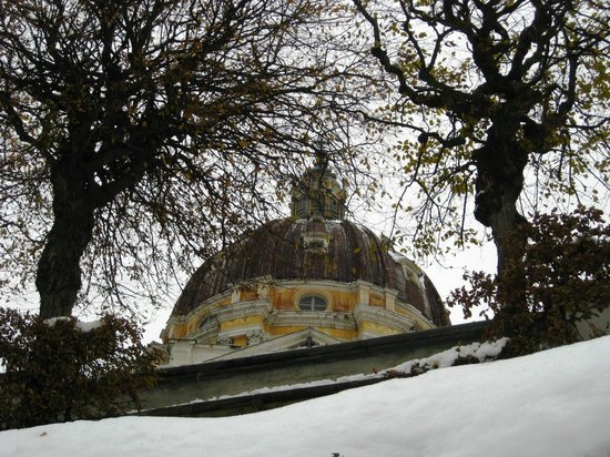 Basilica di Superga : cupula vista de fora