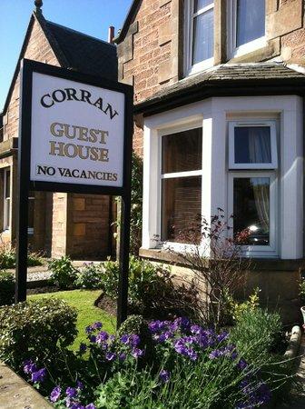 Corran Guest House: Exterior