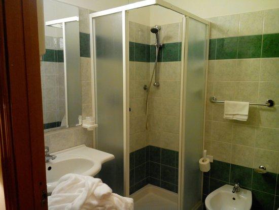Albergo Angiolino: il bagno