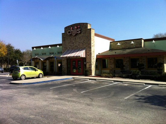 Chili's Grill & Bar: Restaurante Chilis