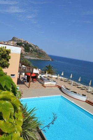 Hotel Pedraladda : Vista dalla camera 222