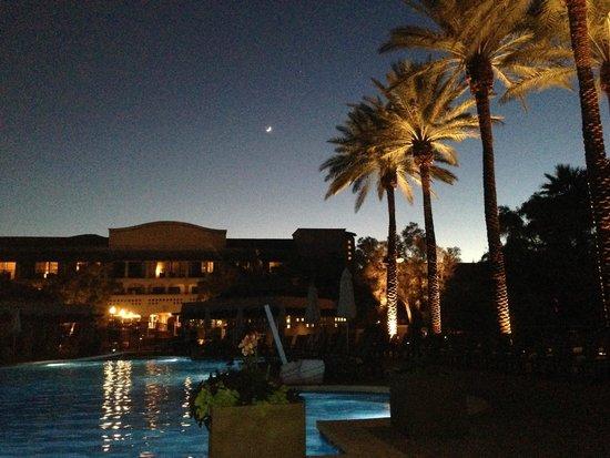 Fairmont Scottsdale Princess: Another pool
