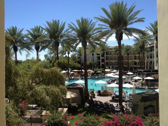 Fairmont Scottsdale Princess: The main pool