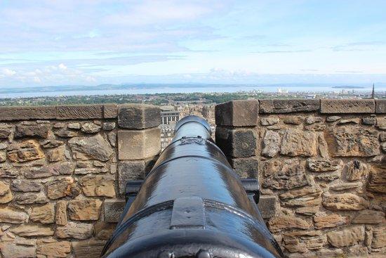 Castillo de Edimburgo: Panorama