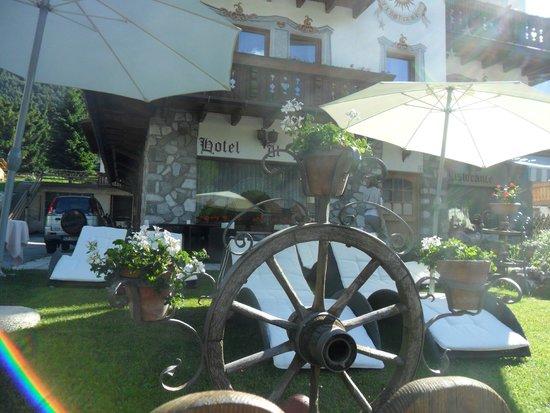 Hotel Al Sole : foto fronte hotel
