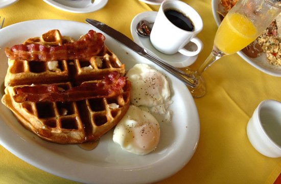"Rosarito Beach Hotel: ""Yummy Breakfast"""