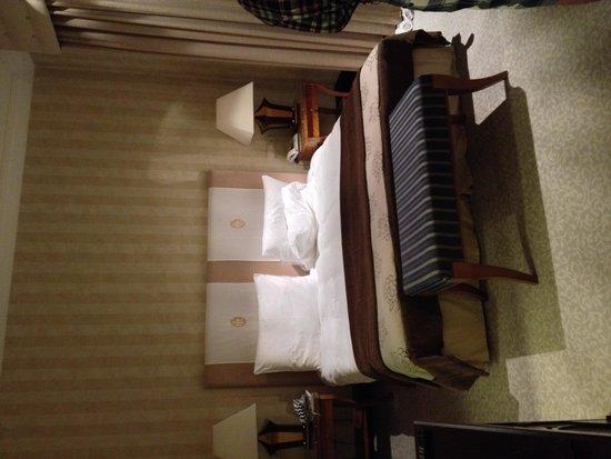 Esplanade Zagreb Hotel: Nosso quarto
