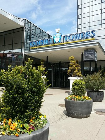 Upper House: Gothia Towers
