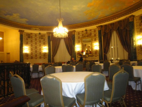 The Roosevelt Hotel : Restaurante
