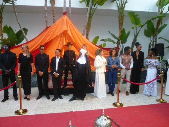 "Royal Decameron Tafoukt Beach Hotel: Animation déguisement ""Festival Cannes"""