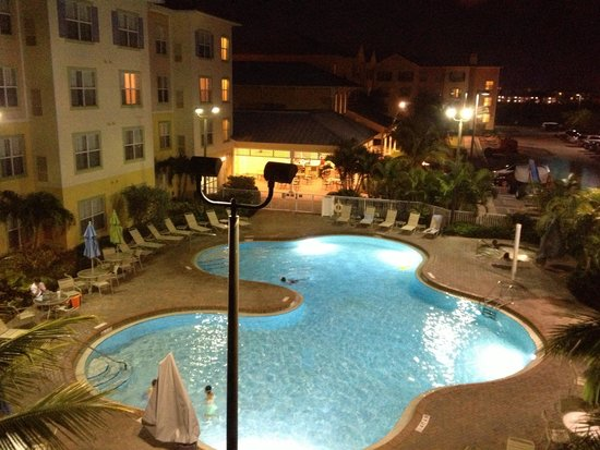 Residence Inn Cape Canaveral Cocoa Beach: Piscina do hotel