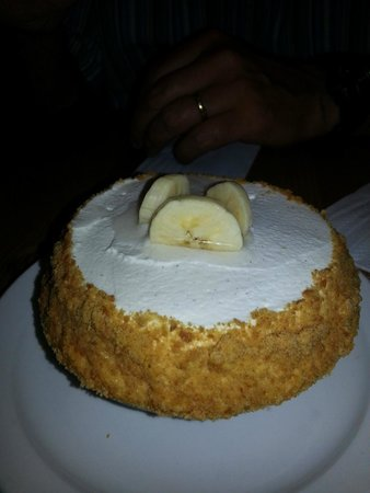 Leoda's Kitchen and Pie Shop: Banana Cream Pie at Leoda's