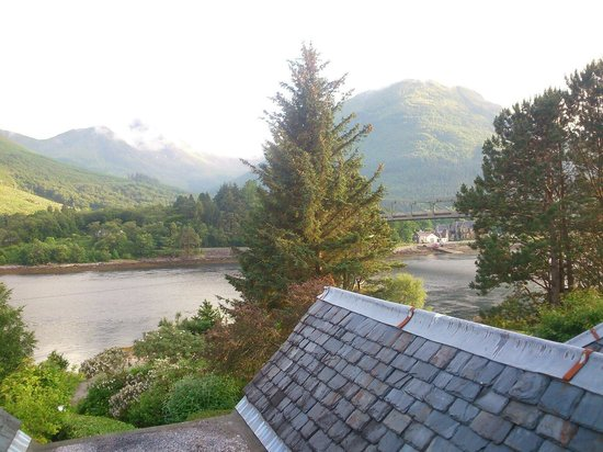 The Loch Leven Hotel: Room 5 view
