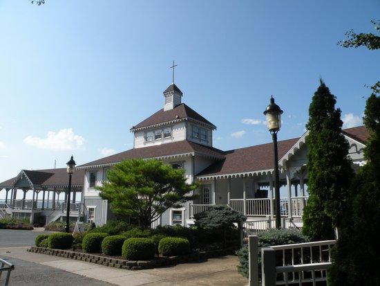 Fountain Inn : Pavilion