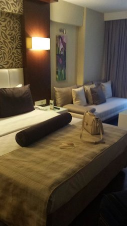 Tusan Beach Resort: Room in tusan