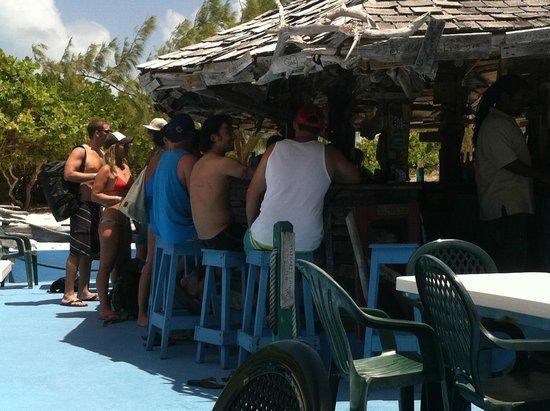 Big Bamboo: Bar Area