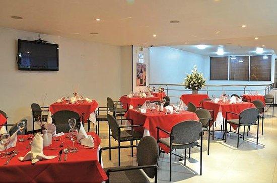 Hotel Dulima: Restaurante El Gualanday