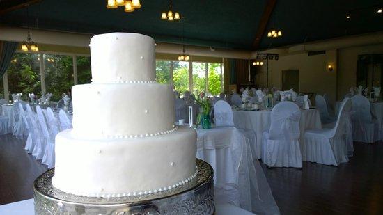 Auberge Bromont: Réception de mariage - Wedding reception