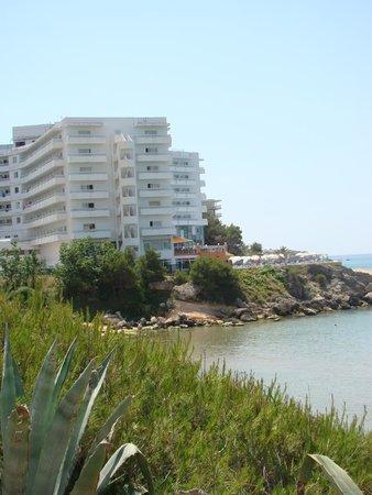 Best Negresco: hôtel vue plage