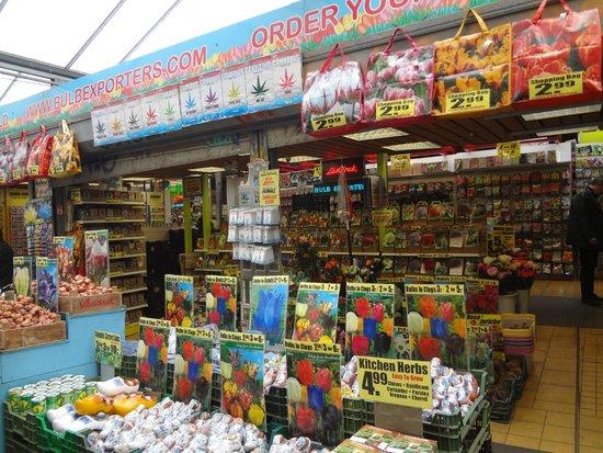 Flower Market / Bloemenmarkt : loja