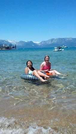 Round Hill Pines Beach and Marina: Refreshing Lake Tahoe