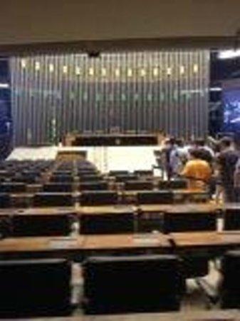 Congresso Nacional : sala dos deputados